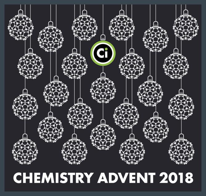 2018 Chemistry Advent
