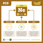 IYPT 2019 Elements 010: Neon: The inert element of neon light fame