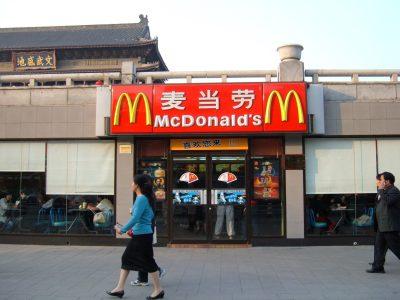 McDonald's en China: éxito de una marca occidental en China