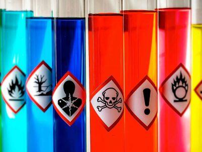 Ficha de datos de seguridad SDS para sustancias químicas (MSDS)