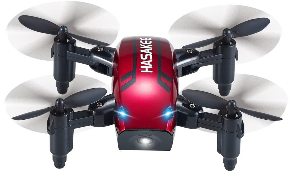 h6 minidron plegable
