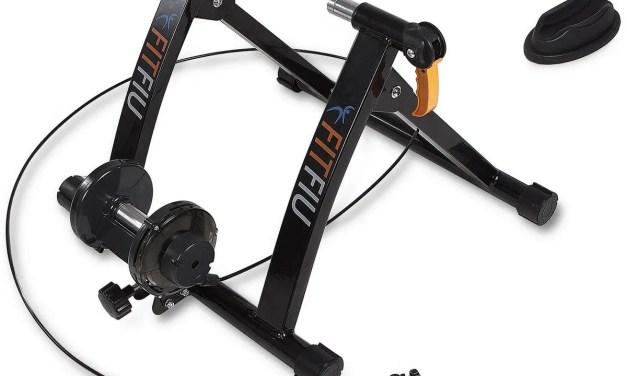Rodillo para bicicleta con cambio de marchas Fitfui