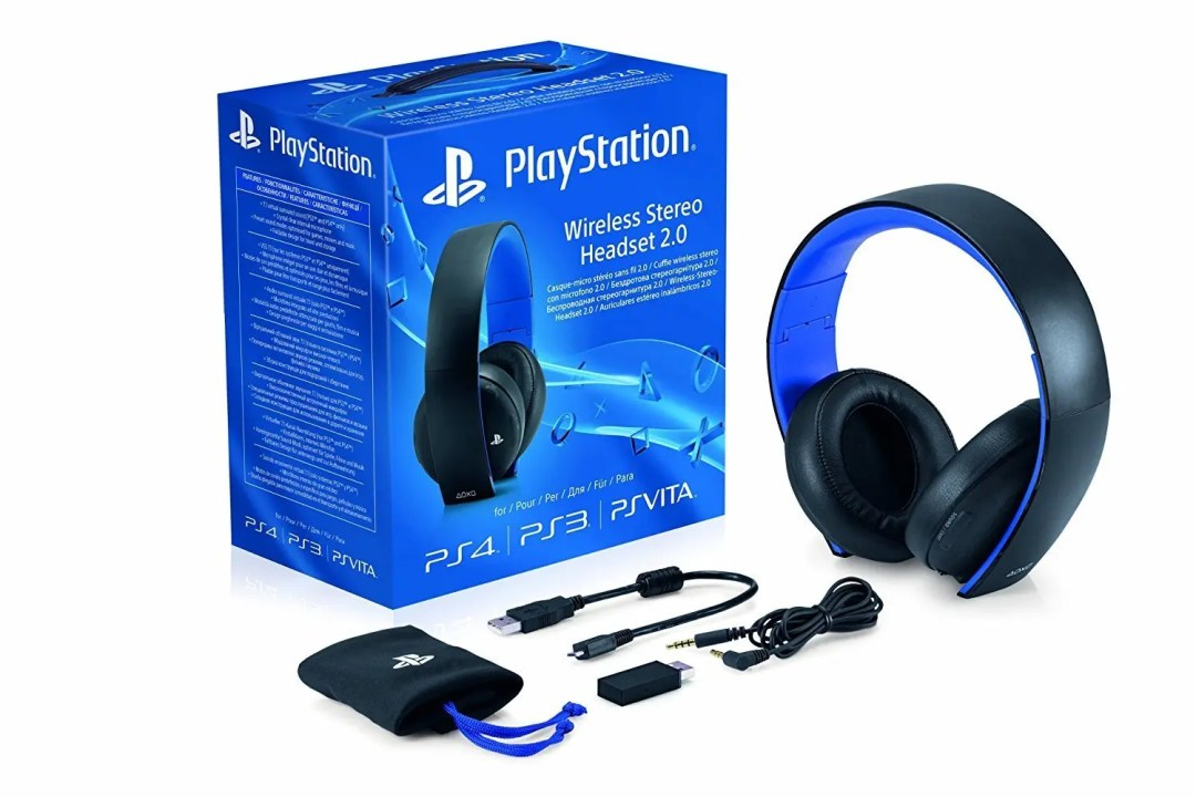 auriculares sony ps4 1