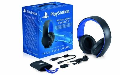 El mejor audio con los auriculares sony PS4 7.1