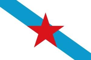 Bandera Nacionalismo Gallego