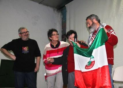 bandera de Marinaleda significado