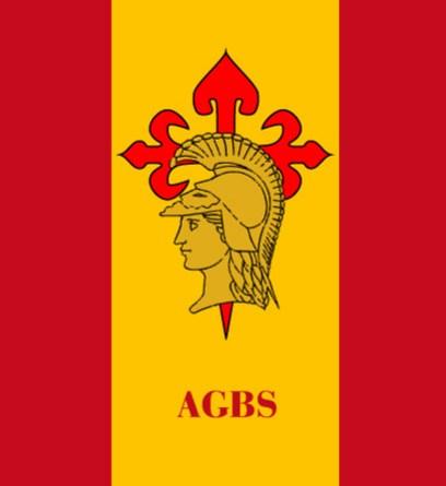 Bandera de mochila española