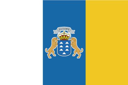 bandera blanca azul y amarillo