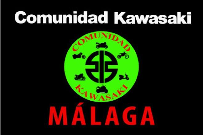 Comprar bandera Comunidad Kawasaki Málaga