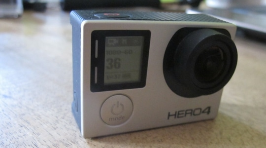 comprar goPro Hero 4 Silver amazon