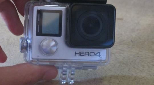 Comprar GoPro Hero 4 Silver Mediamarkt