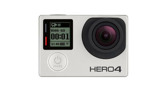 Comprar GoPro Hero 4 Black Edition