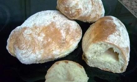 Pan de Kéfir al limón