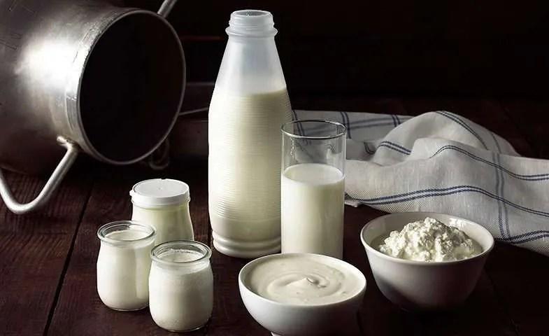 ¿Qué leche(s) bebo?