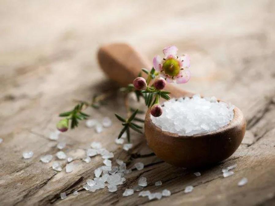 ¿Cuánta sal es necesaria?