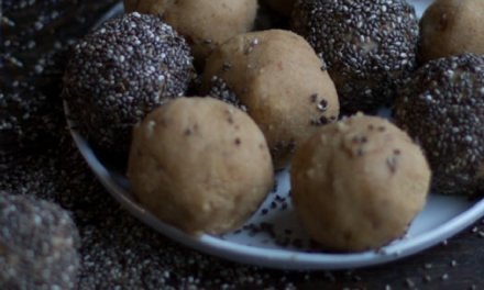 Bites de Vainilla Kéfir