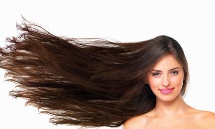 Consigue una larga cabellera