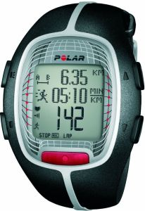 Polar RS300X perfil