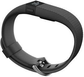 Fitbit Charge HR perfil