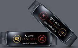 Samsung Gear Fit llamadas