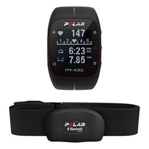 polar m400 hr pulsómetro bluetooth