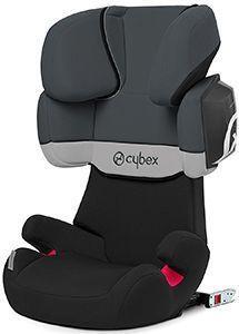 Silla de coche Cybex Solution X2 Fix. Análisis en detalle