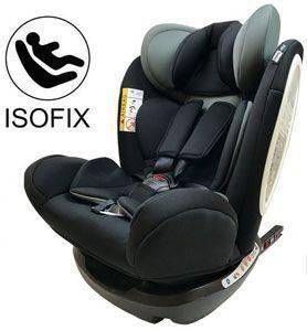 Silla de coche Star Ibaby Isofix Travel. Análisis completo
