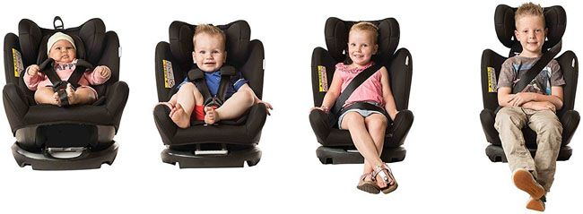 reposacabezas regulable en altura Star Ibaby Isofix