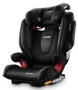 Recaro Monza Nova 2 Seatfix. Análisis