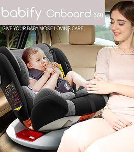 Babify On Board - mejor silla de coche 2019