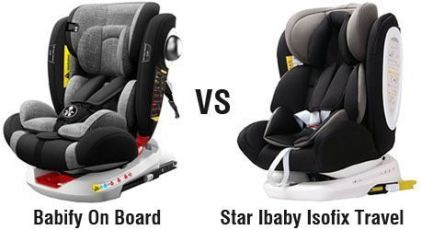 Babify vs Star Ibaby
