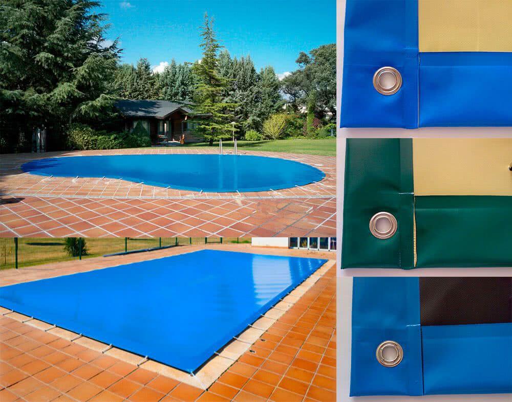 Lonas de PVC para piscina
