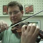 Aprende a tocar el violín con los videotutoriales de ProfessorV