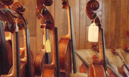 Buscando asesoramiento para comprar un violín: Conflictos y consejos