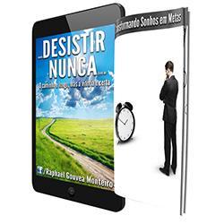 Livro Desistir Nunca2