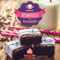 Browneria de Sucesso Curso Marcia Tozo Brownie