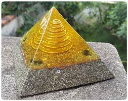 a arte do orgonite curso