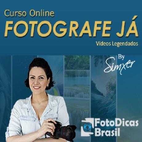 Curso online Fotografe Já