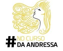 #NocursodaAndressa