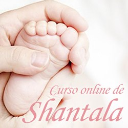 shantala massagens para bebe