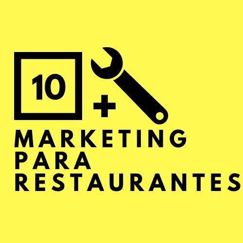 As 10 Melhores Ferramentas de Marketing Restaurantes