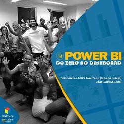 Power BI: Do zero ao Dashboard