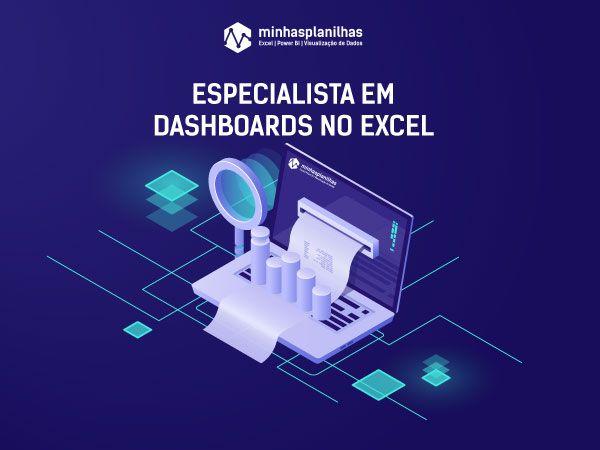 Curso Especialista em Dashboard no Excel