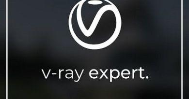 v-ray expert CURSO ONLINE