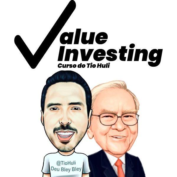 Curso do Tio Huli de Value Investing aprenda a investir