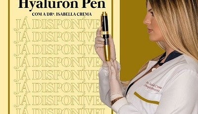 Hyaluron Pen - free needle technique