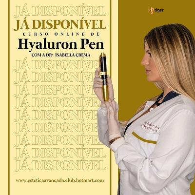 Hyaluron Pen - free needle technique