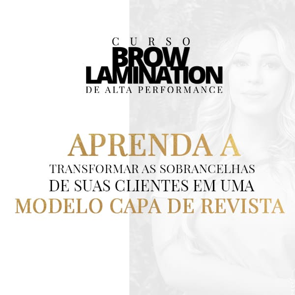 Curso Brow Lamination de Alta Performance