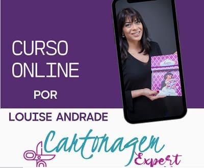 Cartonagem Expert com Louise Andrade