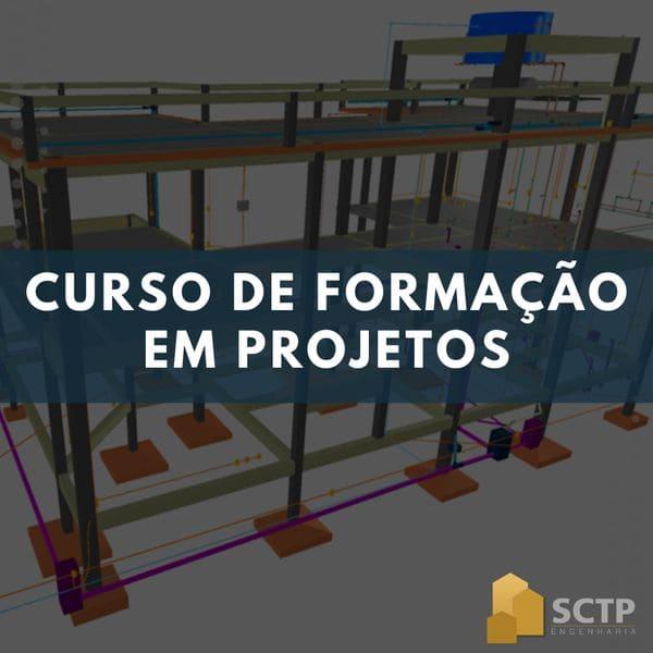 CURSO DE FORMAÇÃO EM PROJETOS